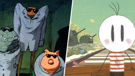 Animation : 15 films qui ont gagné à Annecy !