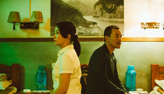 Photo du film Les Éternels (Ash is purest white)