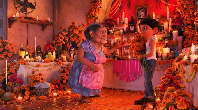 Photo du film Coco