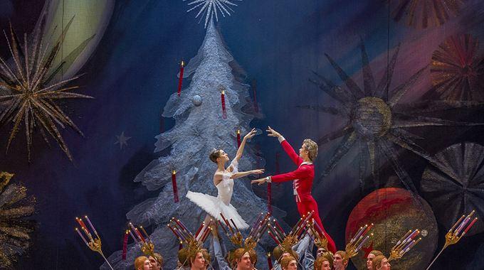 Photo du film Casse-Noisette (Ballet du Bolchoï)