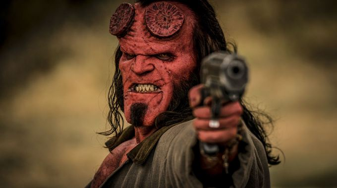 Photo du film Hellboy