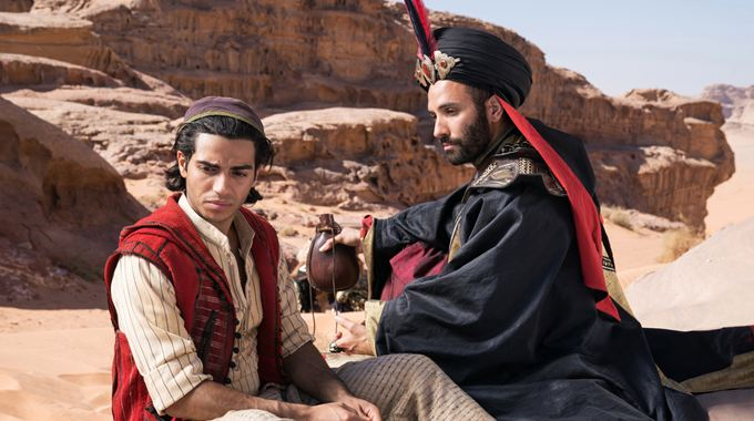 Photo 1 pour Aladdin