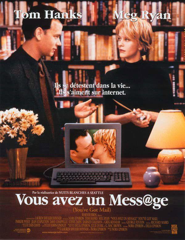 Achat Vous avez un message en DVD - AlloCiné