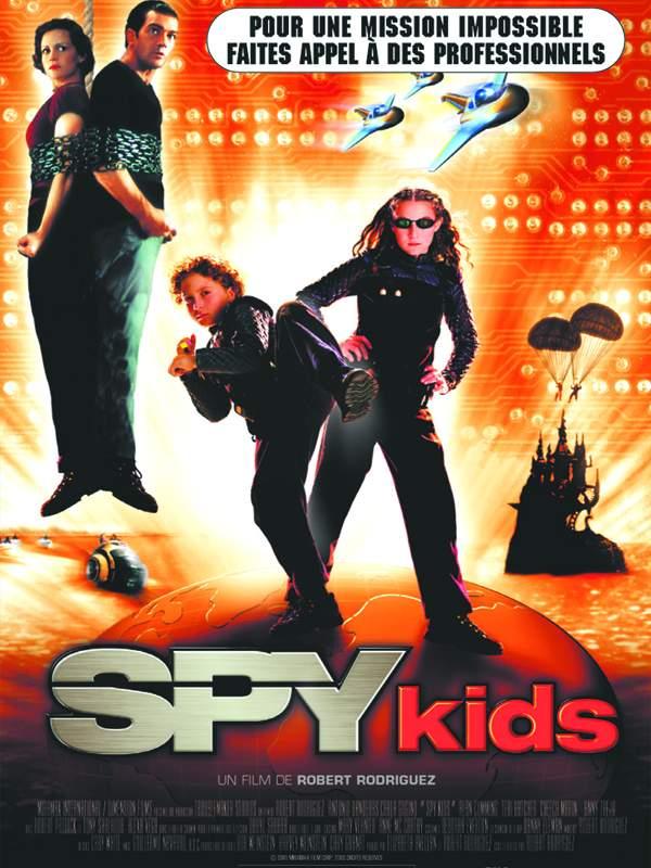 Télécharger Spy Kids HD VF
