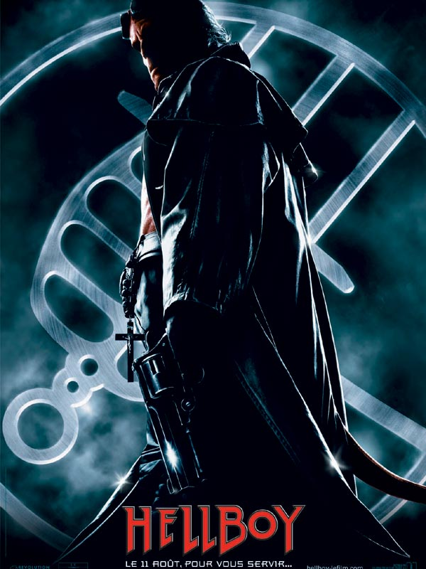 Télécharger Hellboy DVDRIP VF