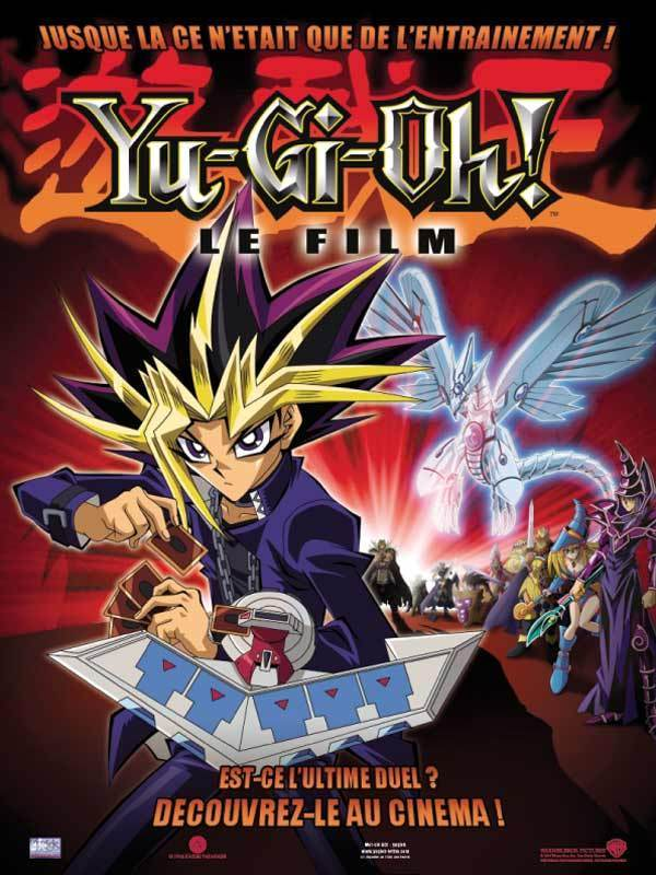 Télécharger Yu-gi-oh ! The Movie DVDRIP VF
