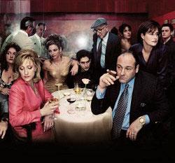 Affiche de la série Les Sopranos