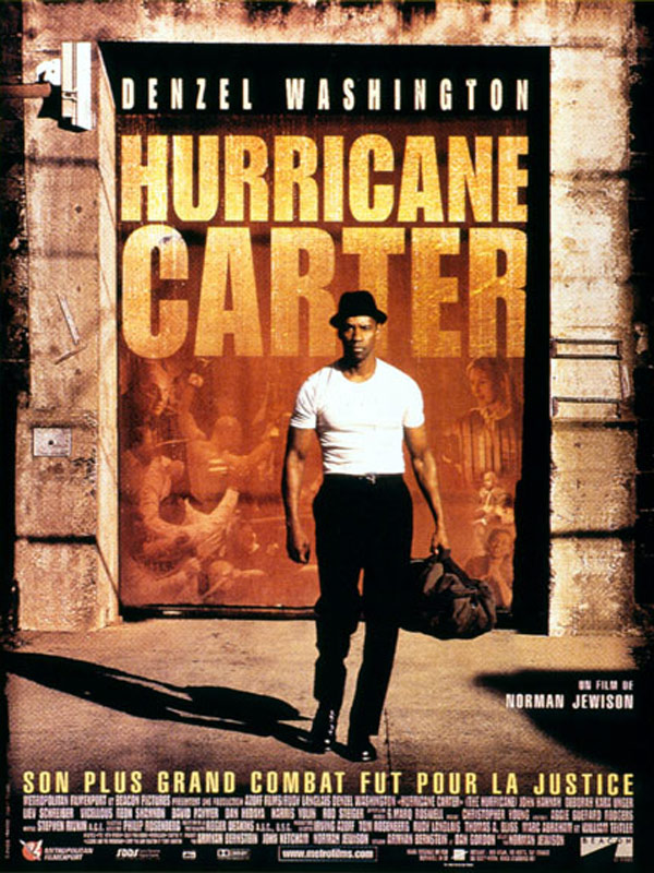 Hurricane Carter - film 1999 - AlloCiné