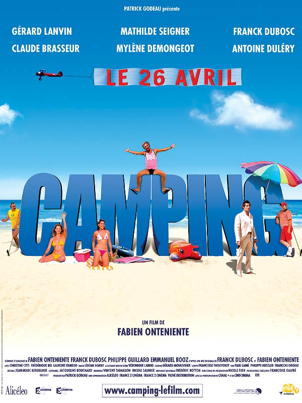 Casting Du Film Camping Realisateurs Acteurs Et Equipe Technique Allocine