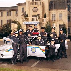 Affiche de la série Police Academy: The Series