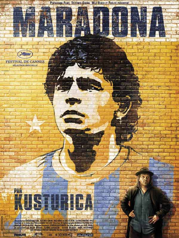 FILM MARADONA KUSTURICA TÉLÉCHARGER