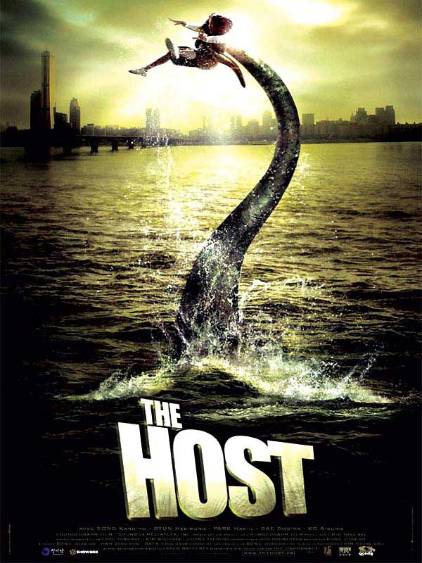 affiche The Host (35MM)