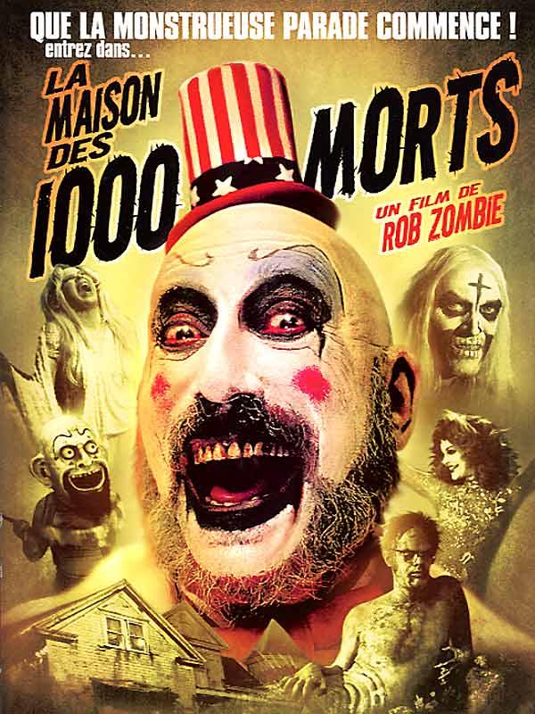 Coffret Rob Zombie 10 films Exclusivité Fnac DVD