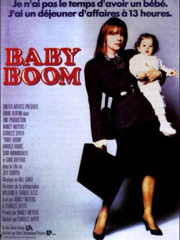 Télécharger Baby Boom DVDRIP VF