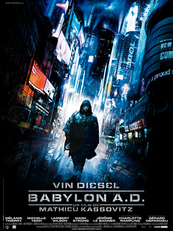 Babylon A. D. streaming