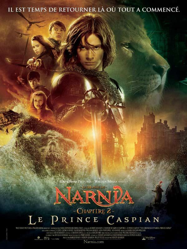 Le Monde de Narnia, chapitre 2 – Le Prince Caspian