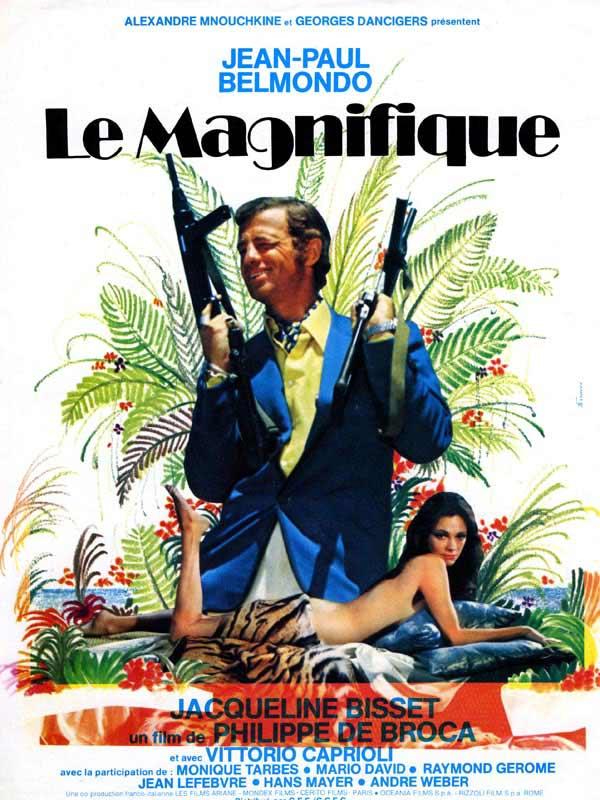 Le Magnifique - film 1973 - AlloCiné