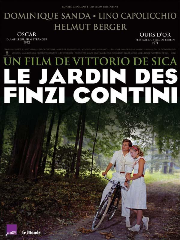 Le Jardin des Finzi-Contini - film 1970 - AlloCiné