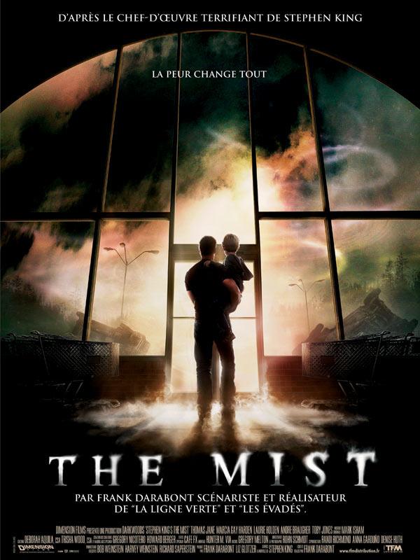 Achat The Mist en Blu Ray - AlloCiné