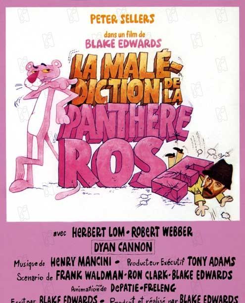 La Malédiction de la Panthère rose - film 1978 - AlloCiné