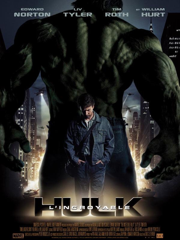 L'Incroyable Hulk - film 2008 - AlloCiné