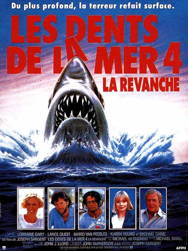 Les Dents de la mer 4 : La Revanche - film 1987 - AlloCiné