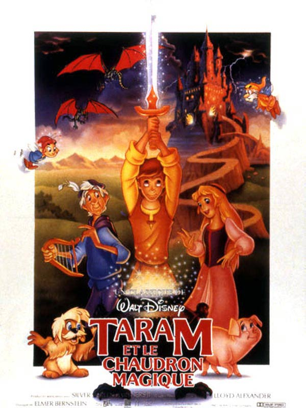Télécharger Taram et le chaudron magique HD VF Uploaded