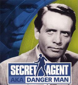 Affiche de la série Danger Man