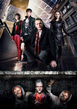 Affiche de la série Demons