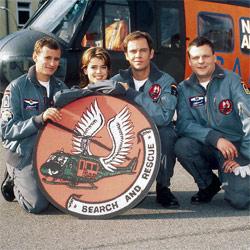 Affiche de la série Mission sauvetages