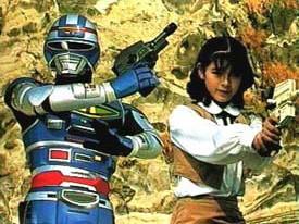 Affiche de la série Uchu Keiji Shaider