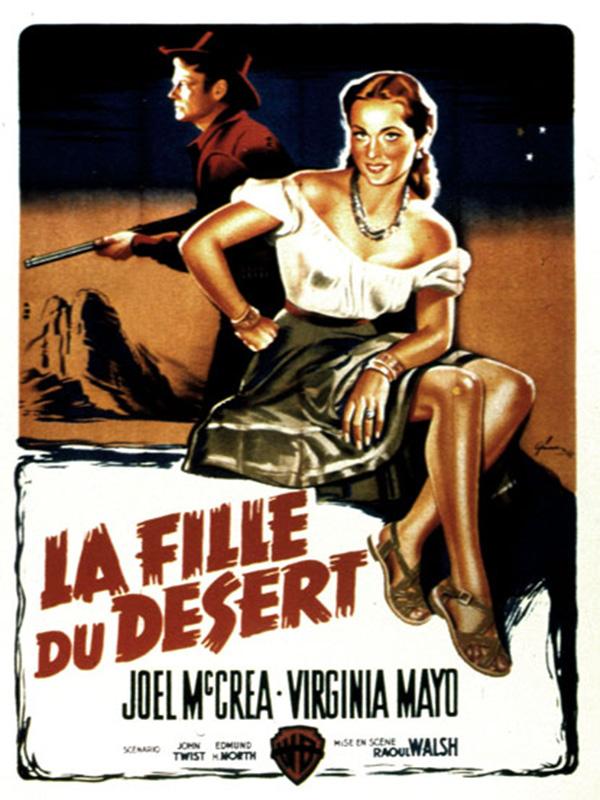 Télécharger La Fille du désert DVDRIP VF