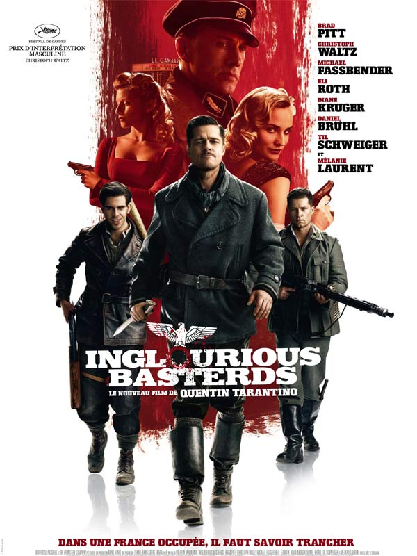Inglourious Basterds streaming