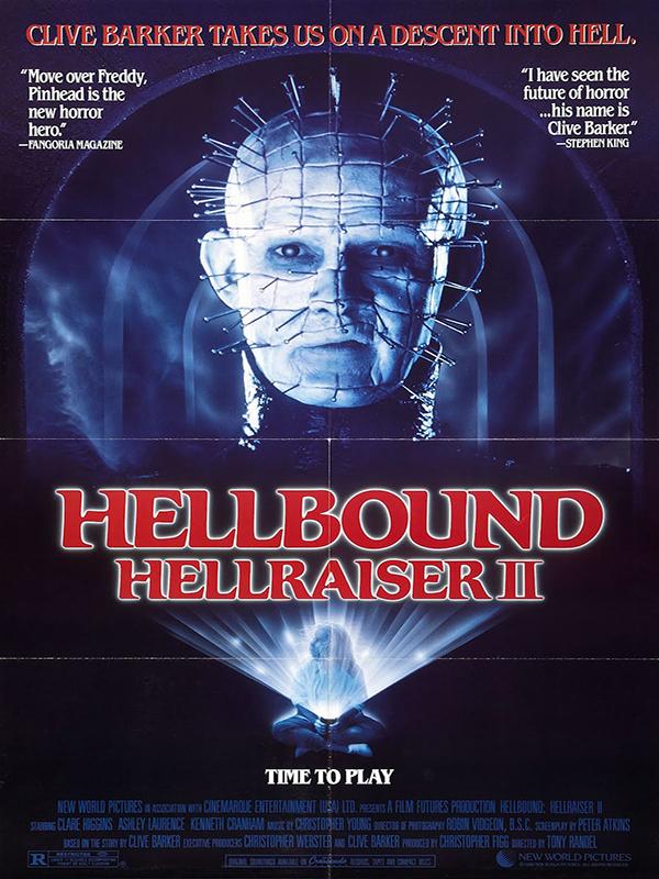 Hellraiser 2 Les Ecorches Film 1988 Allocine
