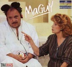 Affiche de la série Maguy