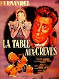 La Table aux crevés