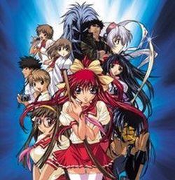 Affiche de la série Samurai Girl: Riaru bauto hai sukûru
