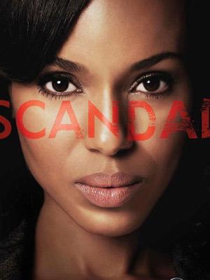Affiche de la série Scandal