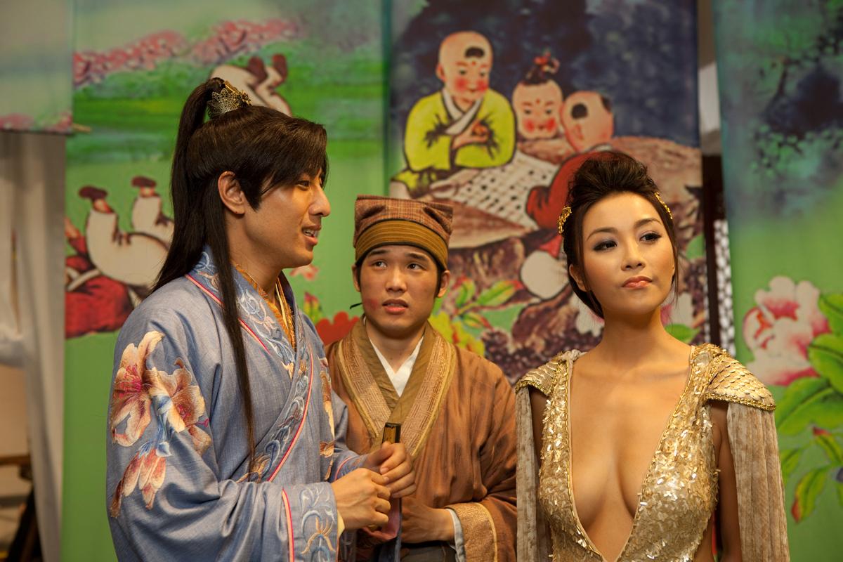 Photo du film Sex and Zen 3D - Photo 4 sur 11 - AlloCiné