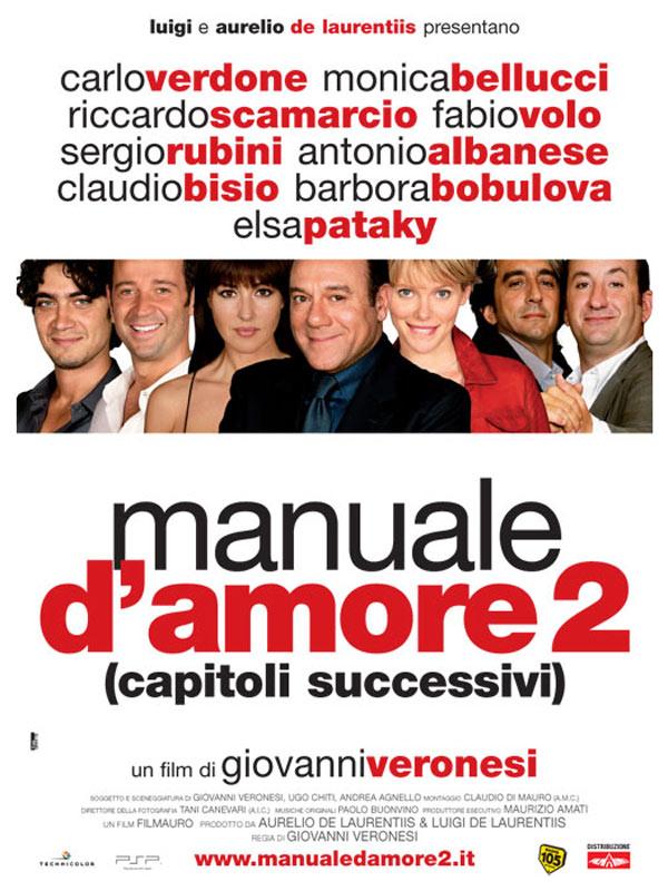 Télécharger Manuale d'Amore 2 (Capitoli Successivi) DVDRIP VF