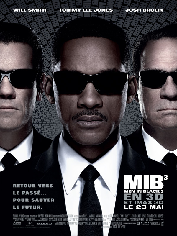 Carte Postale Film Affiche Cinéma MEN IN BLACK