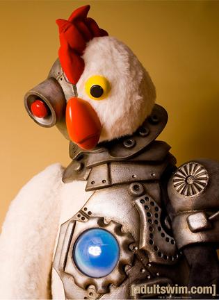 Affiche de la série Robot Chicken