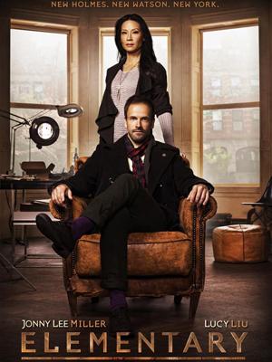 Affiche de la série Elementary