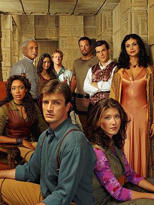 Affiche de la série Firefly