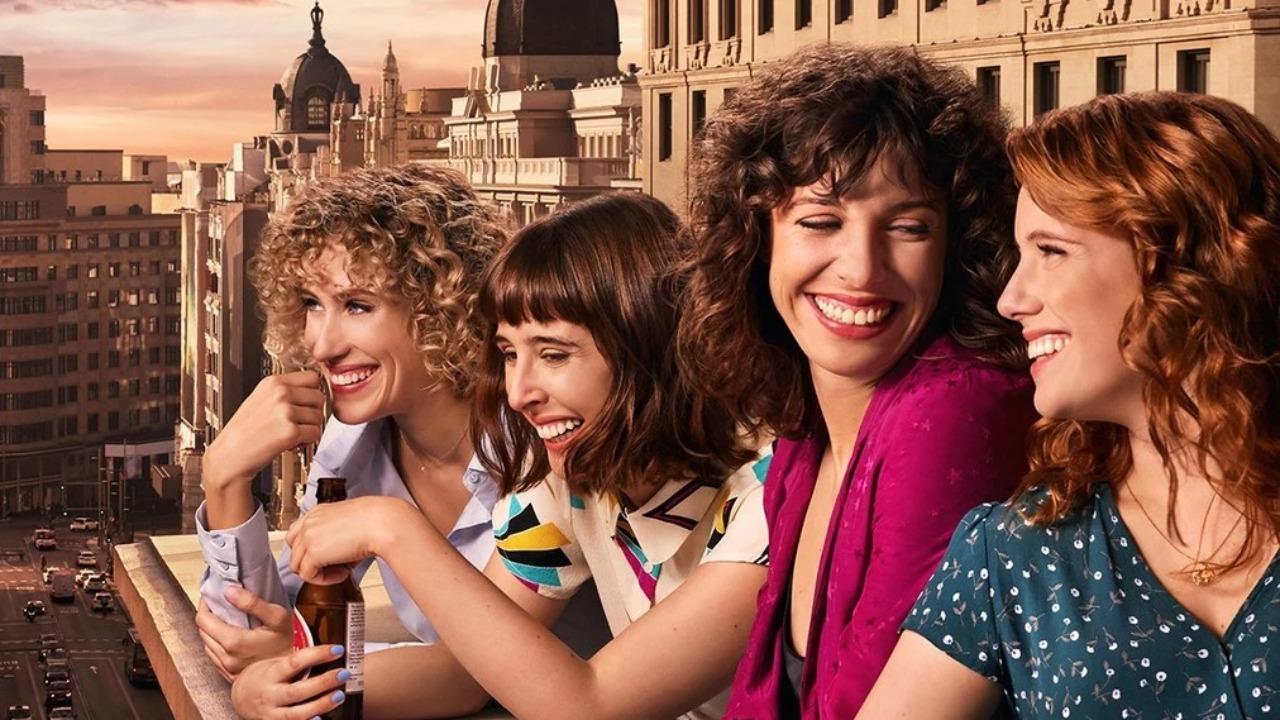 Valeria sur Netflix : que vaut la série espagnole entre Sex and ...