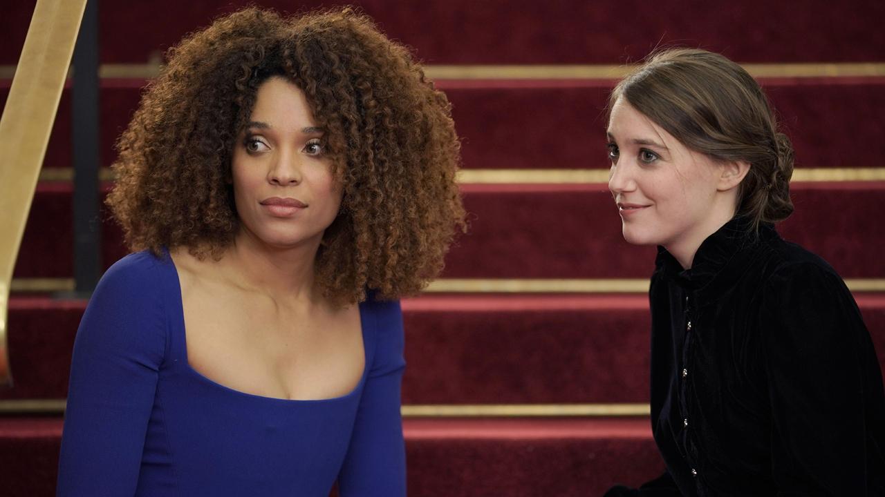 Dix pour cent et les César :  les coulisses de la scène de l'épisode 1 de la saison 4 - News Séries à la TV - AlloCiné