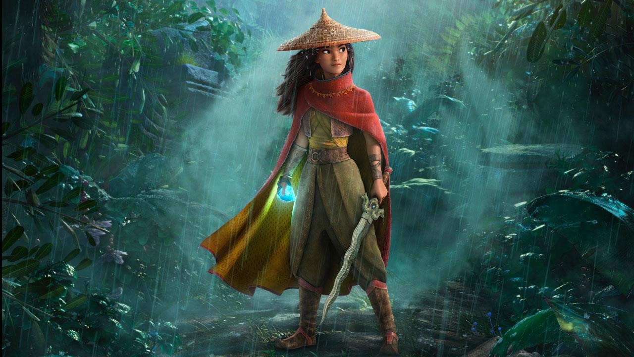 Bande-annonce Raya et le dernier dragon : le nouveau Disney dévoile son casting vocal - Actus Ciné - AlloCiné