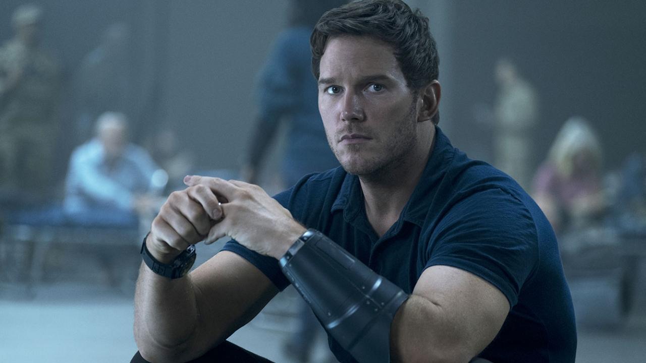The Tomorrow War sur Prime Video : que vaut le film d'action futuriste avec Chris Pratt ? - Actus Ciné - AlloCiné