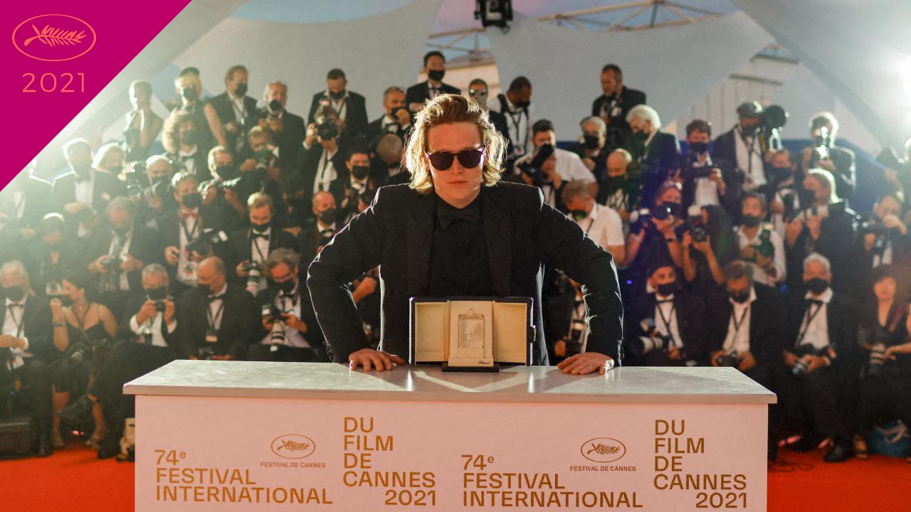 De X-Men à Cannes, qui est Caleb Landry Jones, prix d'interprétation pour Nitram ? – Actus Ciné
