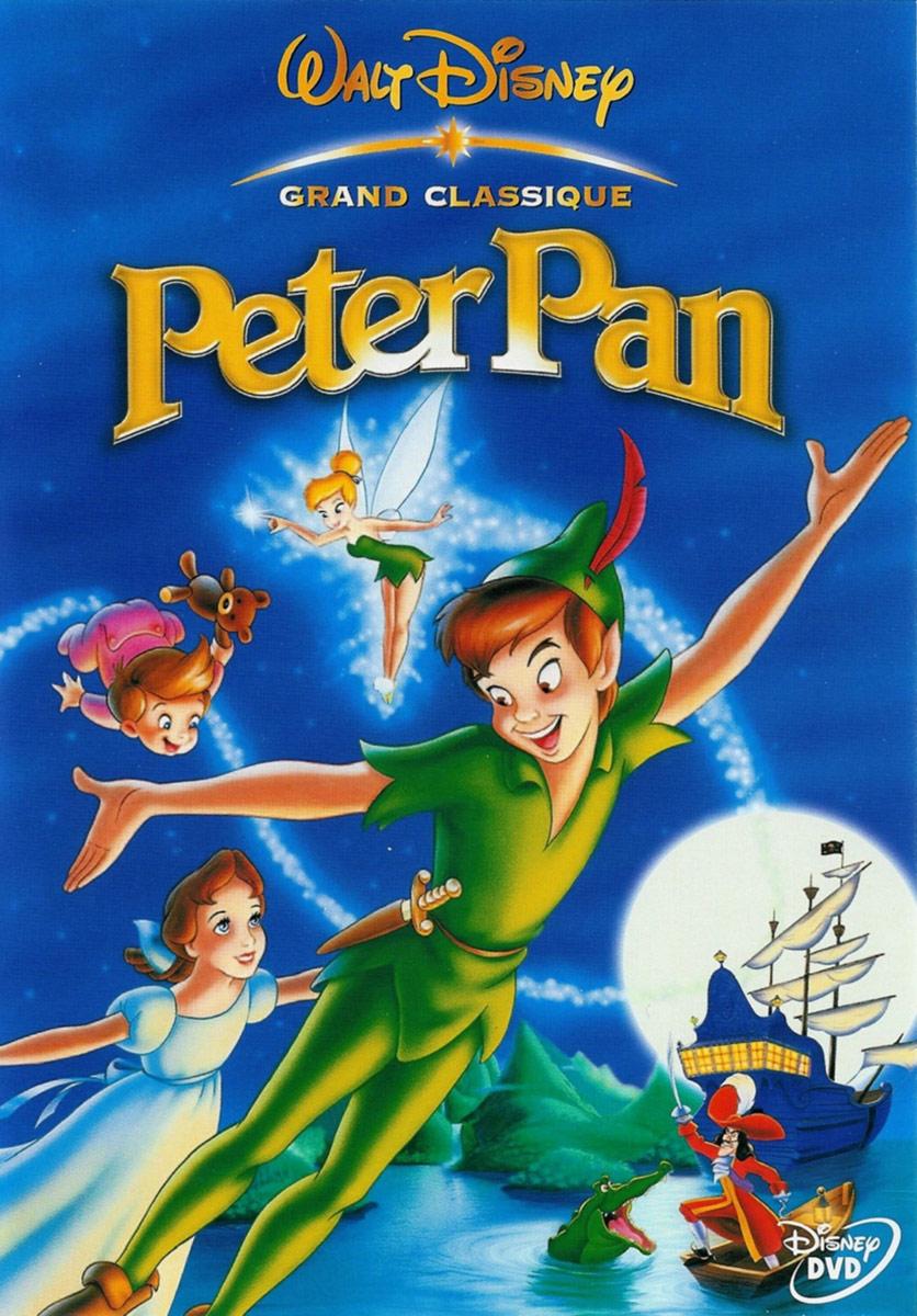 Achat Peter Pan en DVD - AlloCiné